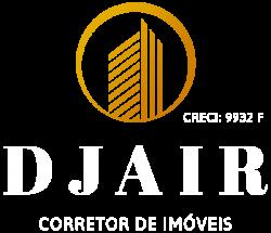 Logotipo Djair - Corretor de imóveis